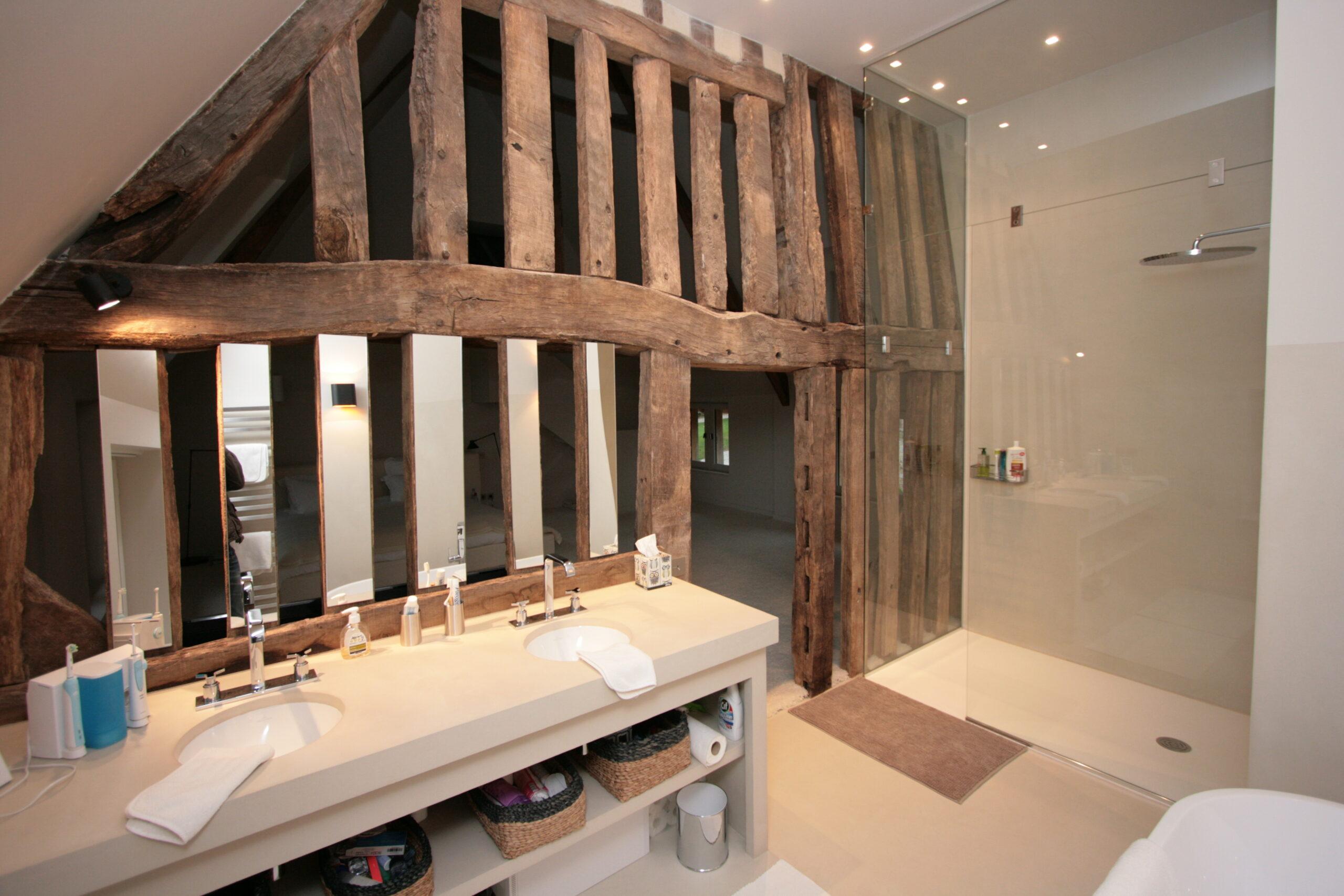 Les défis d'une salle de bain design